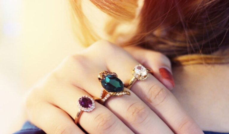 which finger to wear ring for good luck - 1