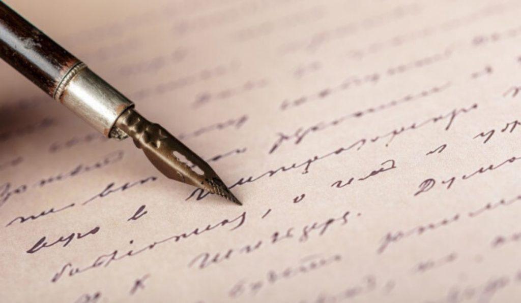 informal letter writing in marathi