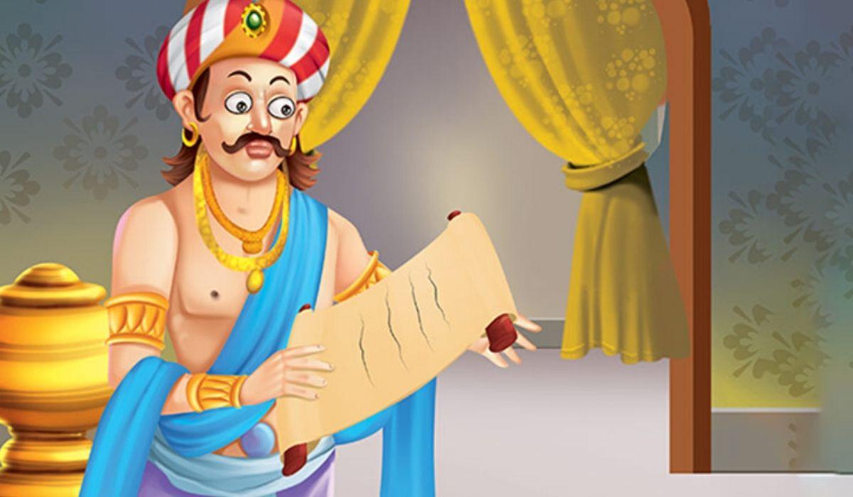 tenali ramakrishna stories english
