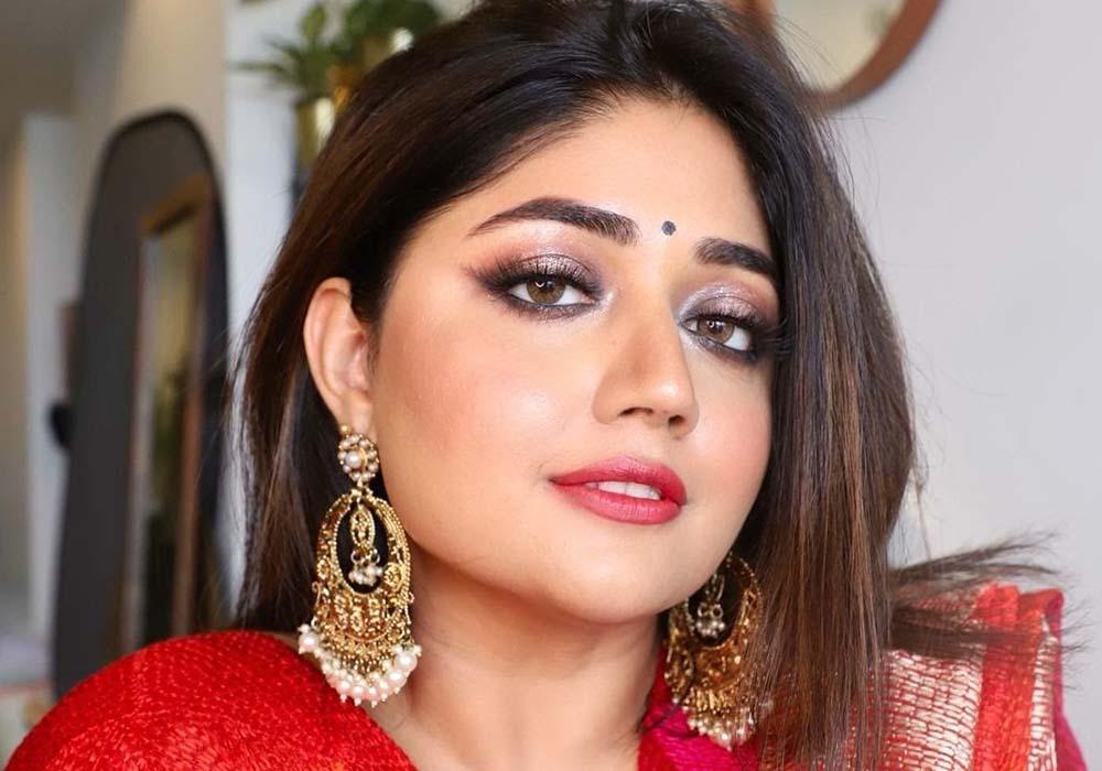 Ankita Chaturvedi myntra fashion influencer