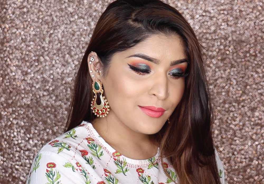 Shreya Jain a sustainable fashion influencers